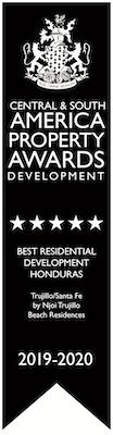 Americas Property Awards Winner 2019-2020 - Trujillo / Santa Fe